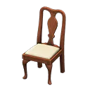 Chaise ancienne - Meubles Animal Crossing New Horizons