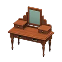 Coiffeuse ancienne - Meubles Animal Crossing New Horizons