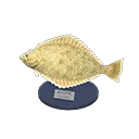 Miniature du Poisson Cardeau - Meuble Animal Crossing New Horizons