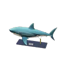 Miniature du Poisson Requin - Meuble Animal Crossing New Horizons