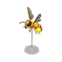 Miniature de l'insecte Abeille naine - Meuble Animal Crossing New Horizons