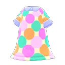 Robe bonbons - Meubles Animal Crossing New Horizons