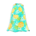 Muumuu tropical - Meubles Animal Crossing New Horizons
