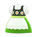 Robe tyrolienne - Meubles Animal Crossing New Horizons