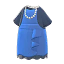 Robe de soirée - Meubles Animal Crossing New Horizons