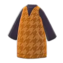 Robe pied-de-coq - Meubles Animal Crossing New Horizons