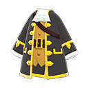Manteau de pirate - Couleur alternative